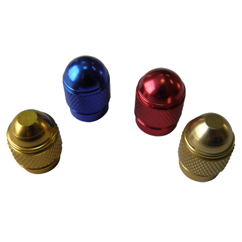 Alloy Tire Valve Cap