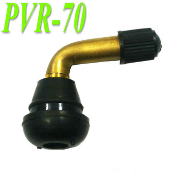 PVR70 Motorcycle Tire Valve